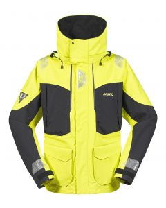 Musto BR2 Inshore Herren-Jacke (neon gelb)